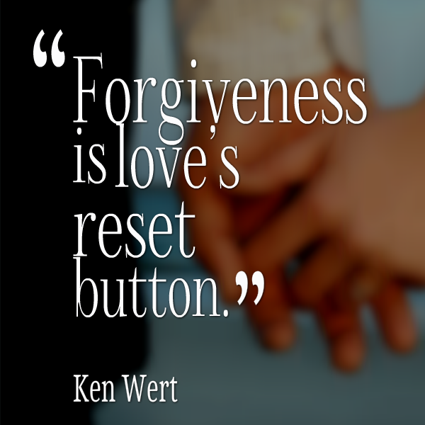Forgiveness reset button