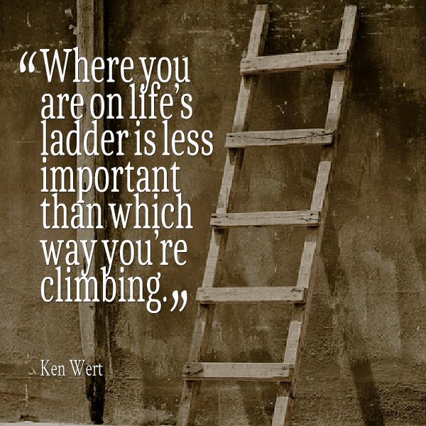 Lifes Ladder II