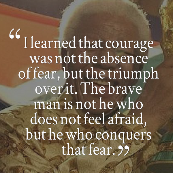 Nelson Mandela IV