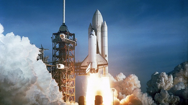 Space-Shuttle-Columbia